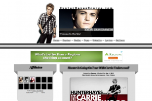 hunter hayes source hosted at free fansite hosting