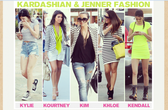 Kardashion Fashion