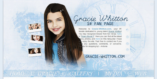 Gracie Whitton