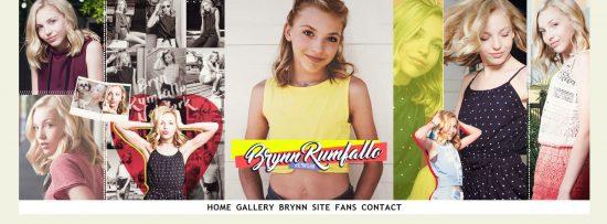 Brynn Rumfallo Fansite