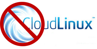 So NO to Cloud Linux with us!